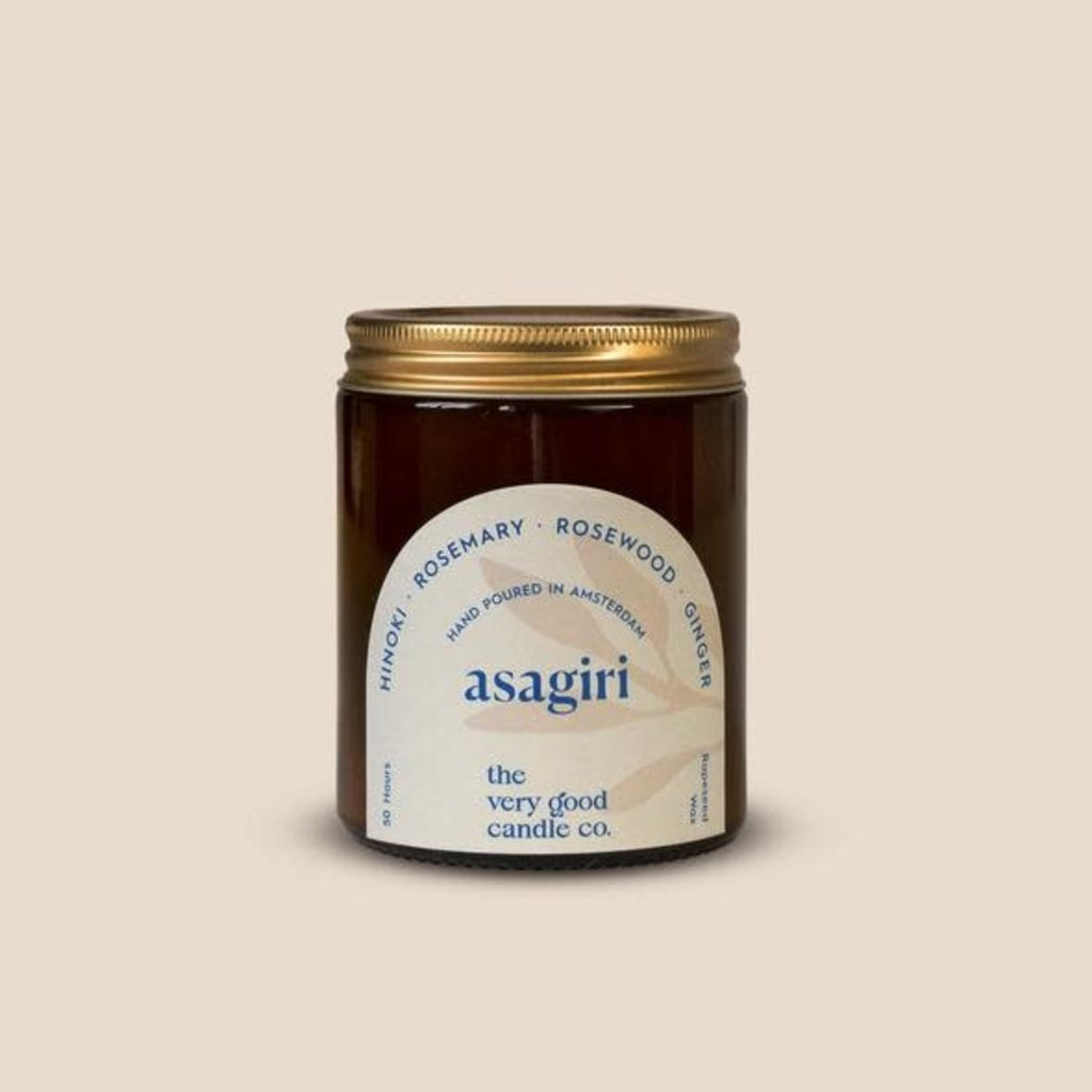 VERY GOOD CANDLE CO. VERY GOOD CANDLE Asagari