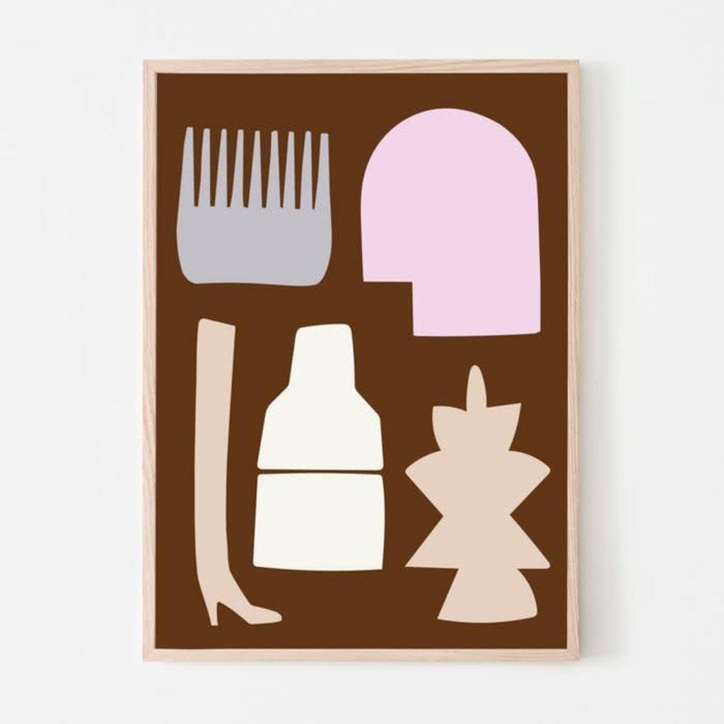 SILVIA VISSCHER Poster | visual souvenirs C04