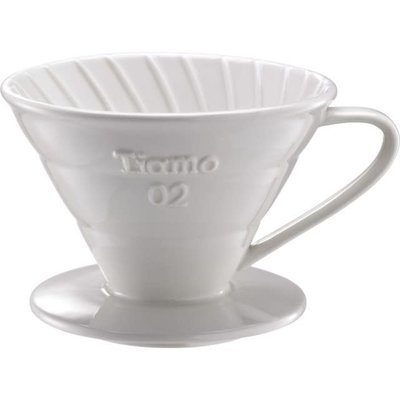 Tiamo dripper V60 wit