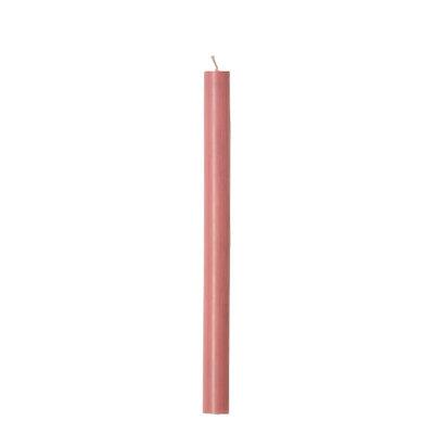 Dinerkaarsen 2,1×30 cm dust pink
