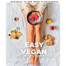 Easy Vegan All day breakfast