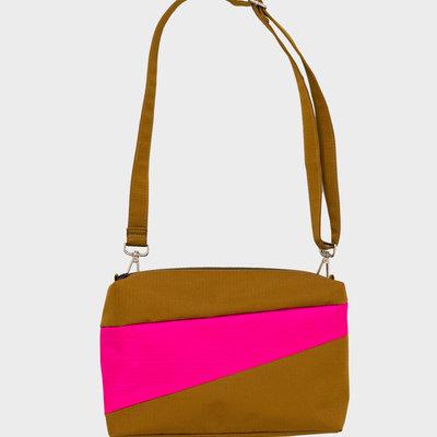 SUSAN BIJL SUSAN BIJL Bum Bag make-pretty pink Medium