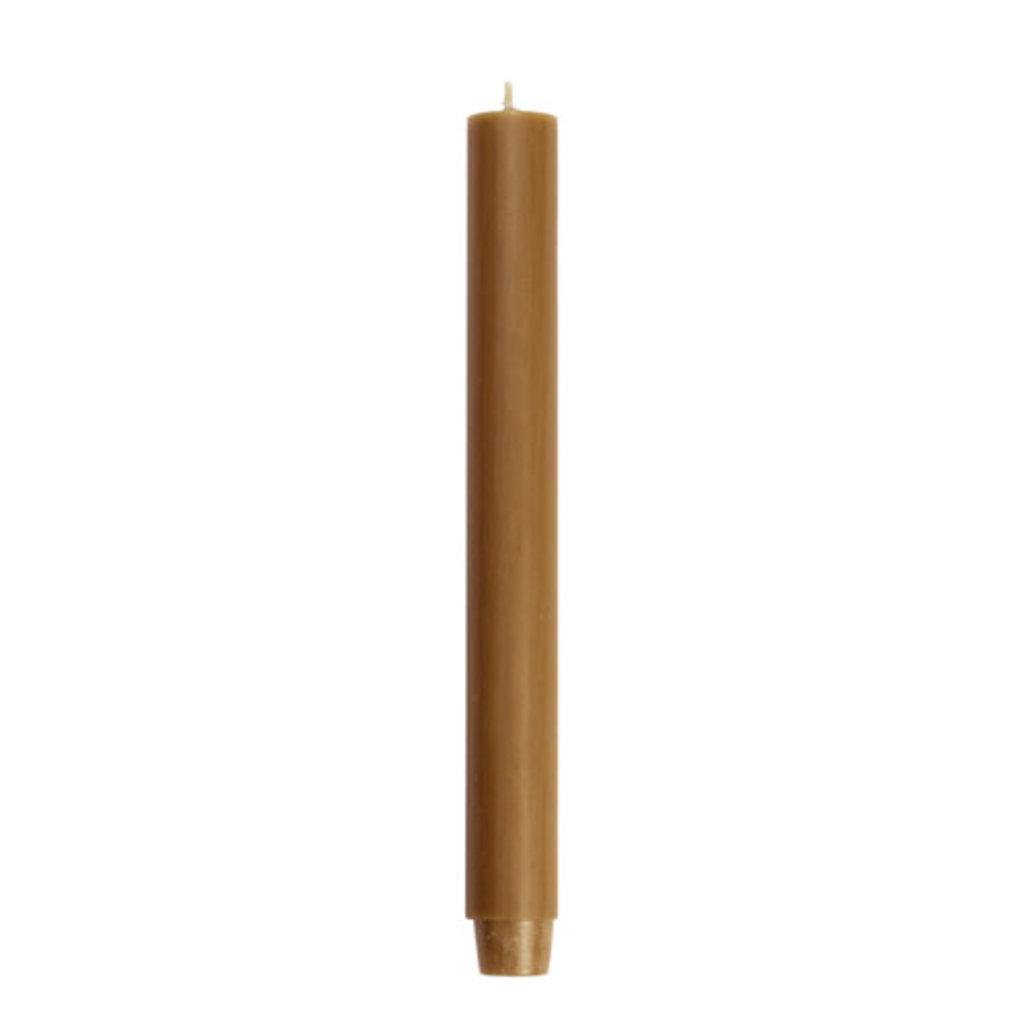 Dinerkaarsen 2,6×30 cm tabak
