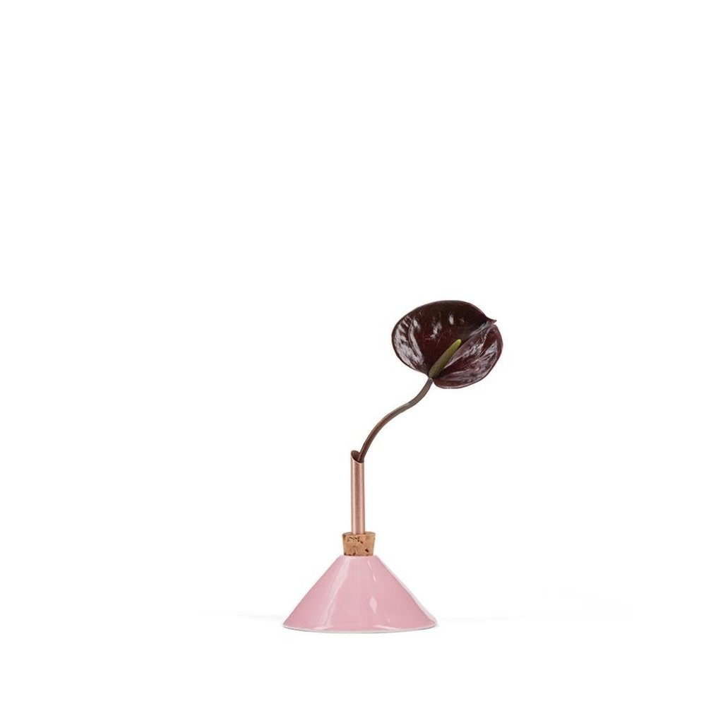 SCANDINAVIA FORM Consilium Vaas Dew Pink small 70mm