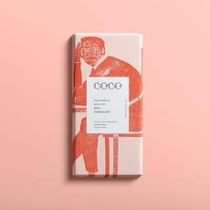 COCO CHOCOLATIER COCO CHOCOLATIER Colombian / Milk