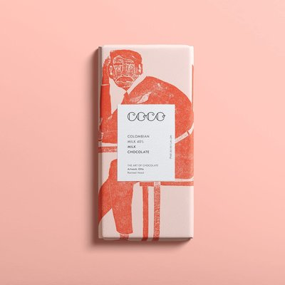 COCO CHOCOLATIER Colombian / Milk