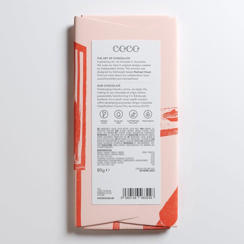 COCO CHOCOLATIER Colombian / Milk