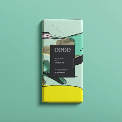 COCO CHOCOLATIER Gin & Tonic