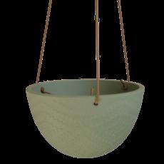 Hangpot Lucy groen Large