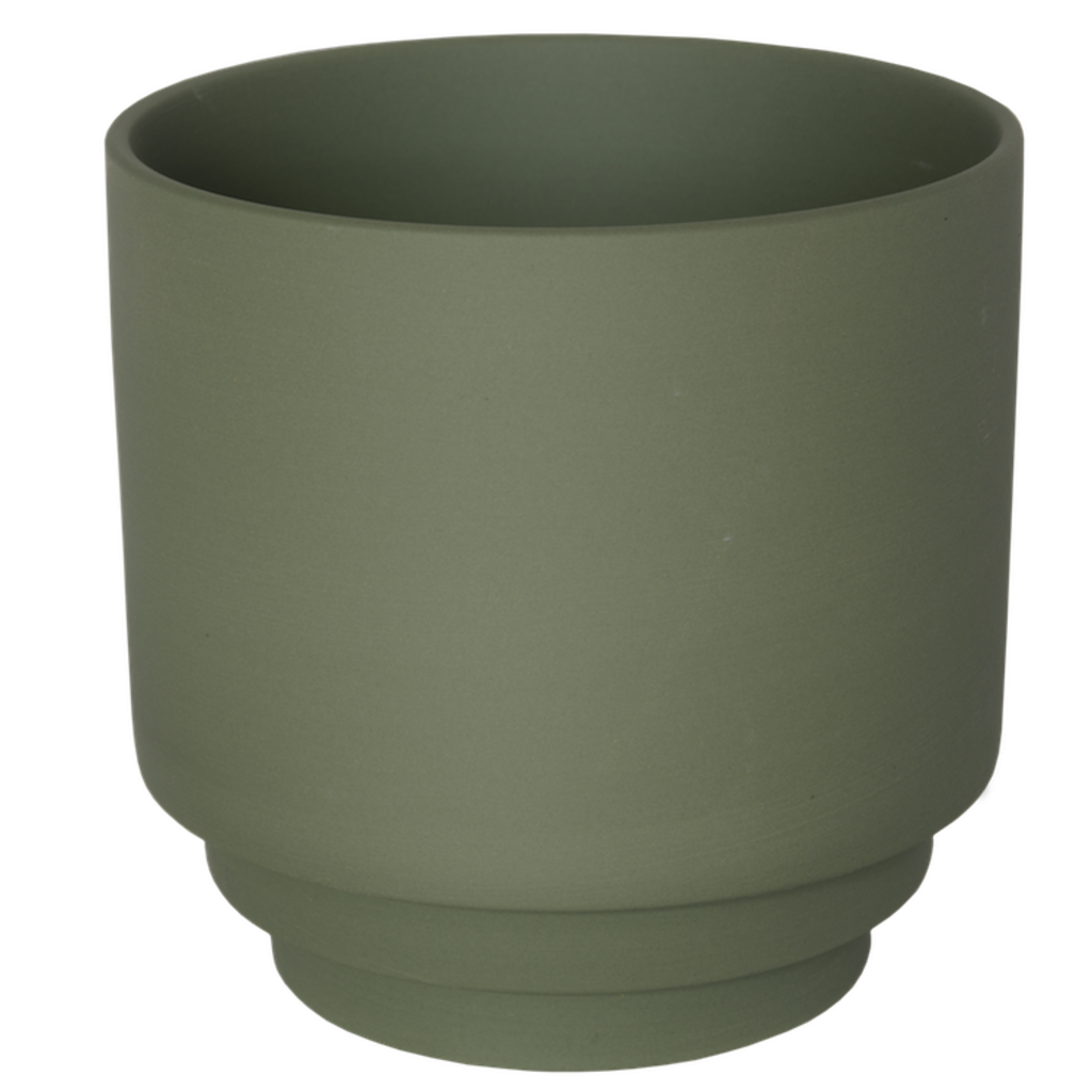 Bloempot Nola groen Large