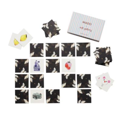 MADO Mado Memory game, Soft Gallery