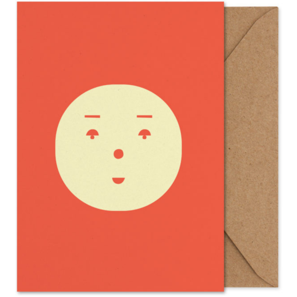 MADO Mado Art card Cheeky Feeling