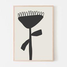 SILVIA VISSCHER Poster | flower