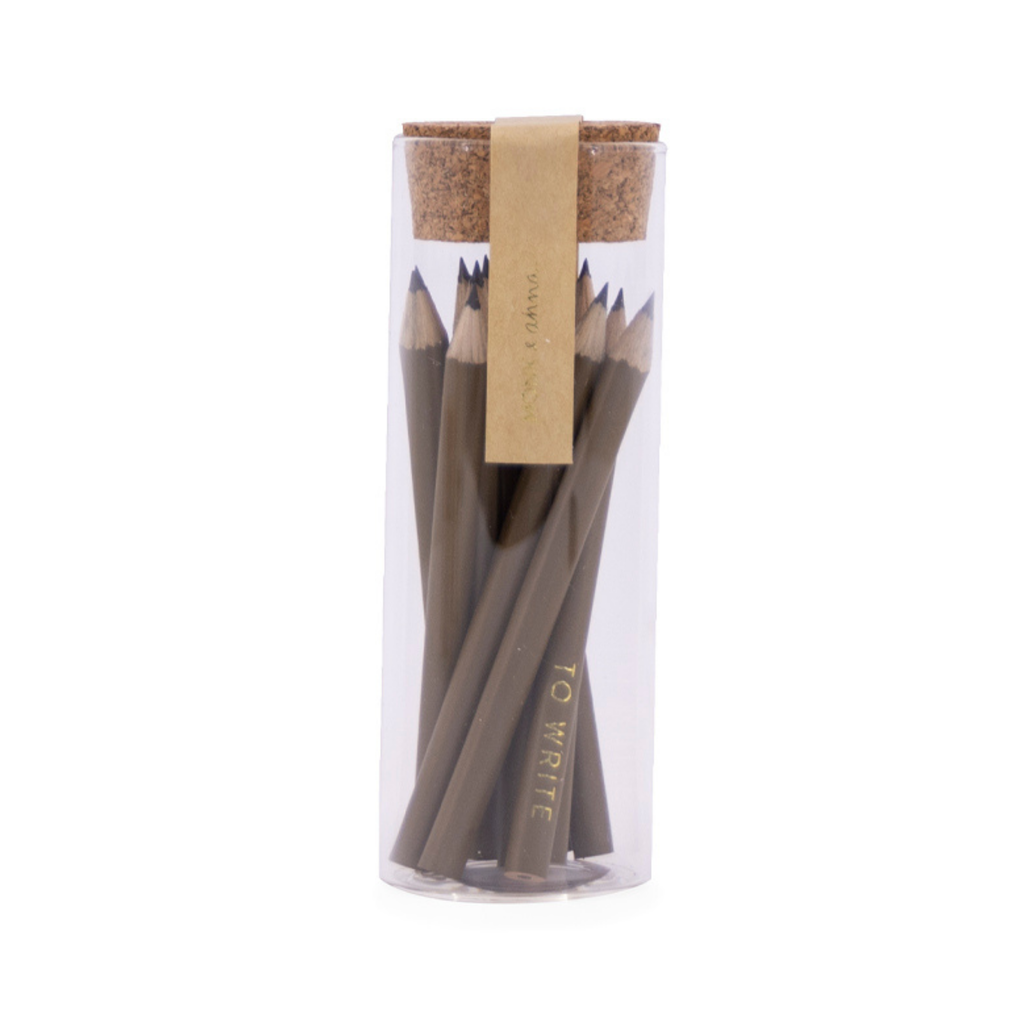 MONK & ANNA pencils