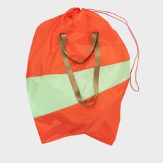 SUSAN BIJL SUSAN BIJL TRASH & STASH Trash Bag Red Alert & Error