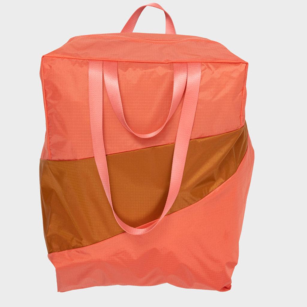 SUSAN BIJL SUSAN BIJL TRASH & STASH Stash Bag Salmon & Sample