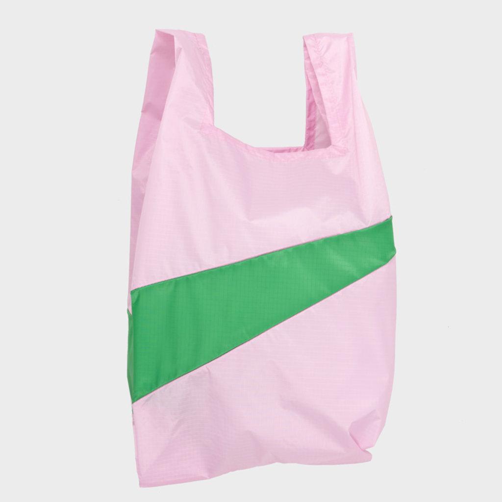 SUSAN BIJL SUSAN BIJL TRASH & STASH Shoppingbag Pale Pink & Wena