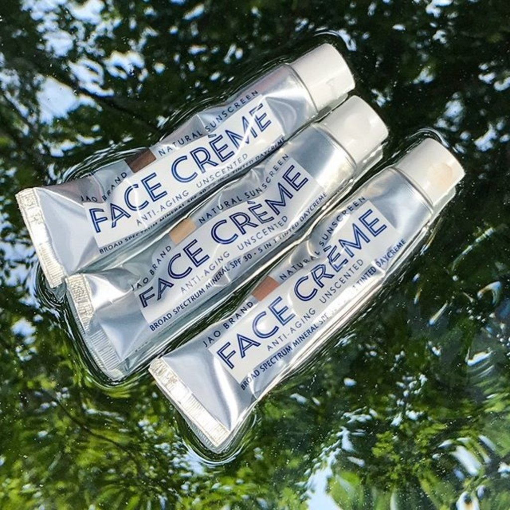 Jao Face Crème Day - 57g Tube