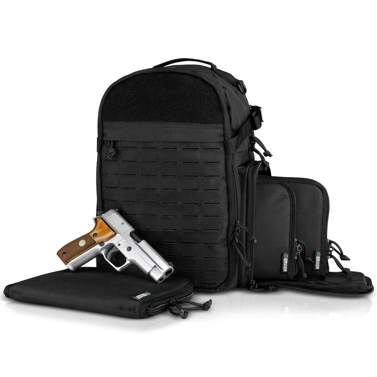 Savior Equipment Savior S.E.M.A - Compact Mobile Arsenal Backpack