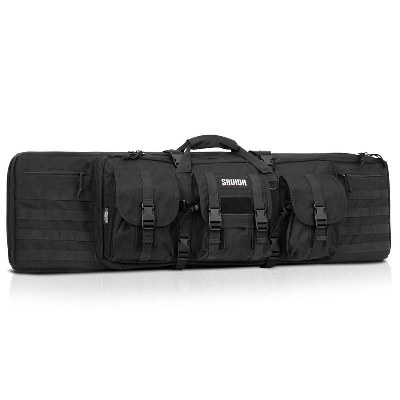 "Savior Equipment Savior American Classic 55"" Double rifle bag"