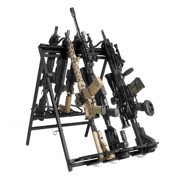 Savior Equipment Savior Mobile Shorty Firearm Rack
