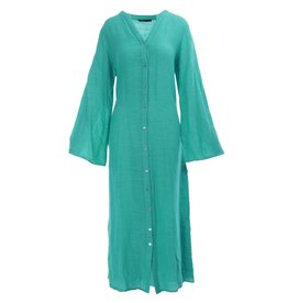 Devotion Dress long Ismini Mint