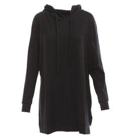Japan TKY Pull hoody zwart