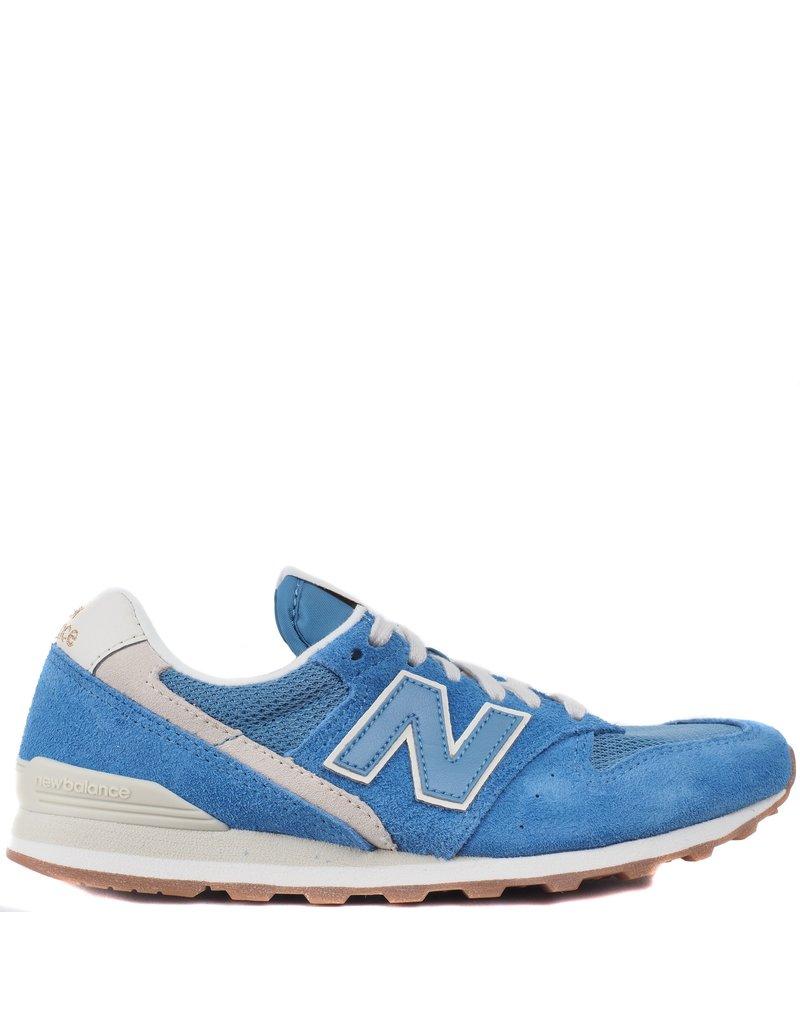 New Balance Sneaker WL996 Blauw