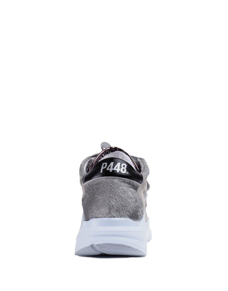 P448 Grijze Sneaker Pony