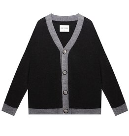 Ruby Tuesday CARDIGAN LEELOO ZWART