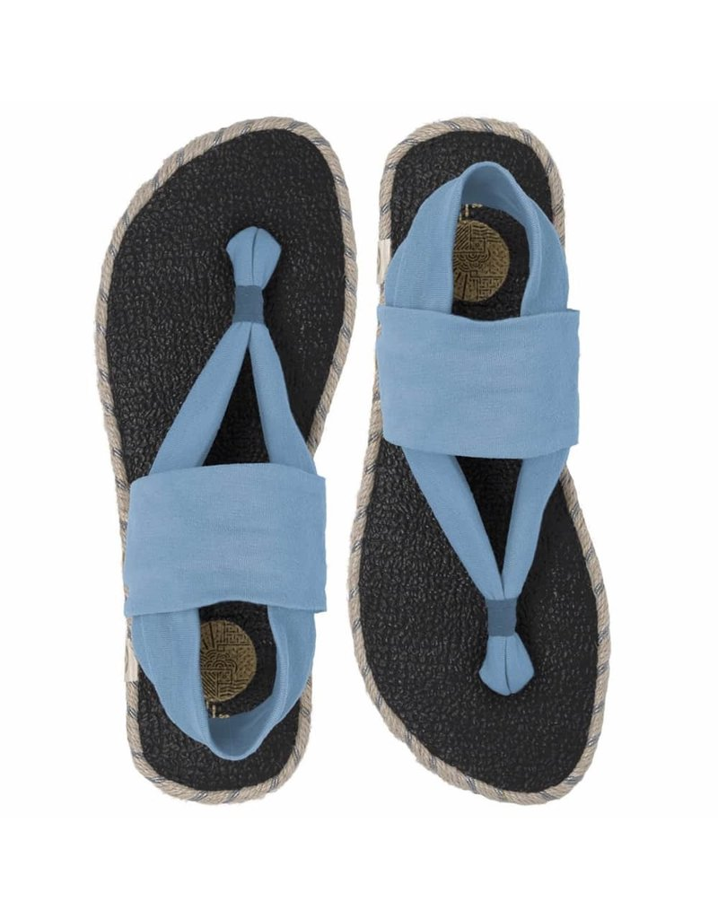 Nalho Yoga Sandaal Turquoise