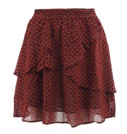 Stella Nova Nova Skirt Mulu Rood