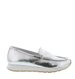 Via Vai Loafer Ruby Leeds Zilver