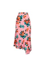 Essentiel Skirt Varno asymmetric roze
