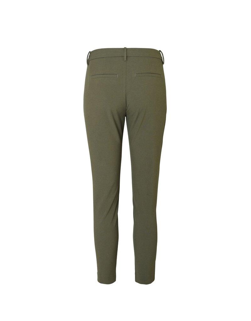 Fiveunits Pants Kylie 285 crop groen