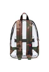 Herschel Rugzak Classic mid clear camouflage