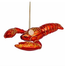 Vondels GLASS RED LOBSTER