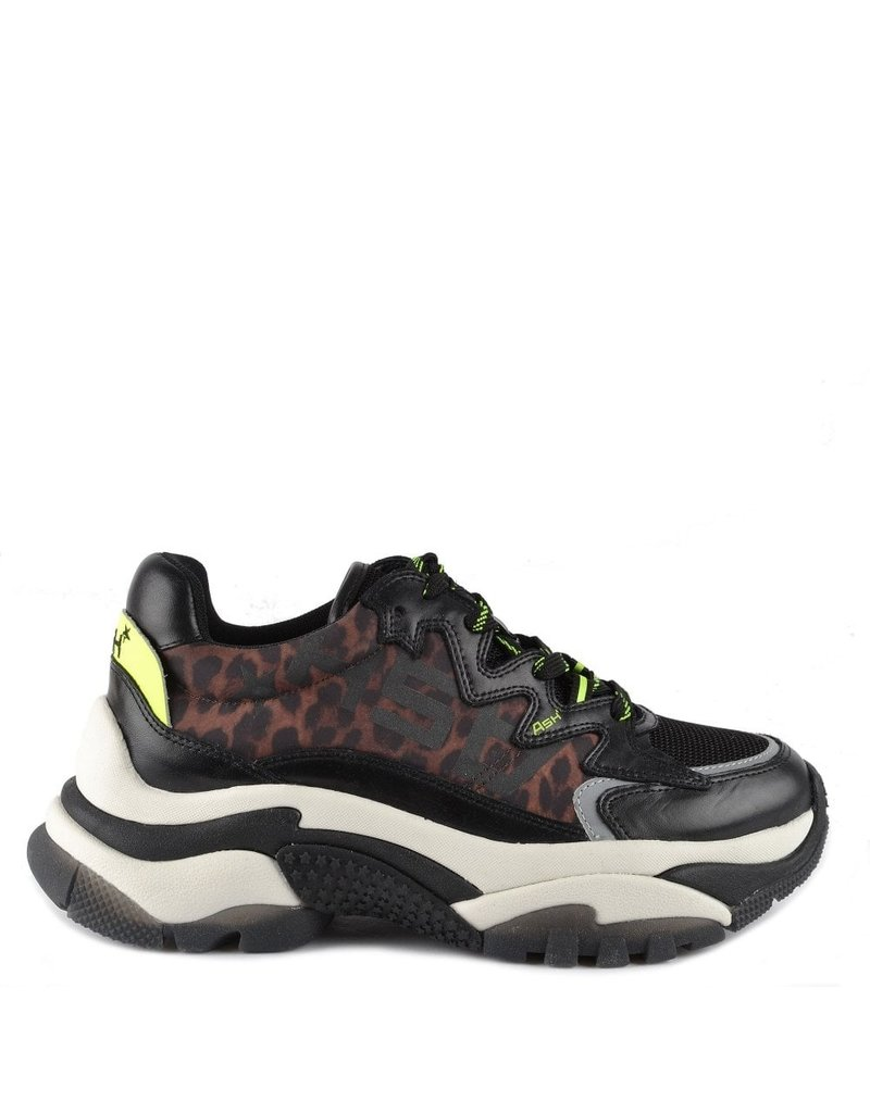 Ash Chunky Sneaker Addiction Leopard