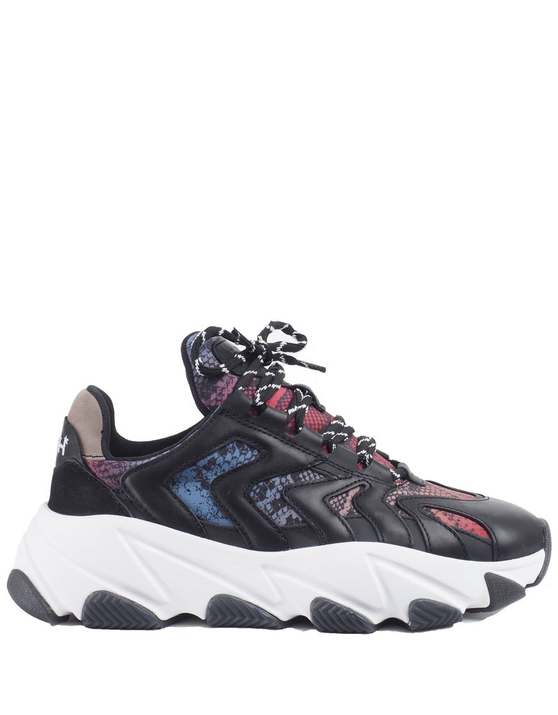 Ash Chunky Sneaker Extreme Zwart