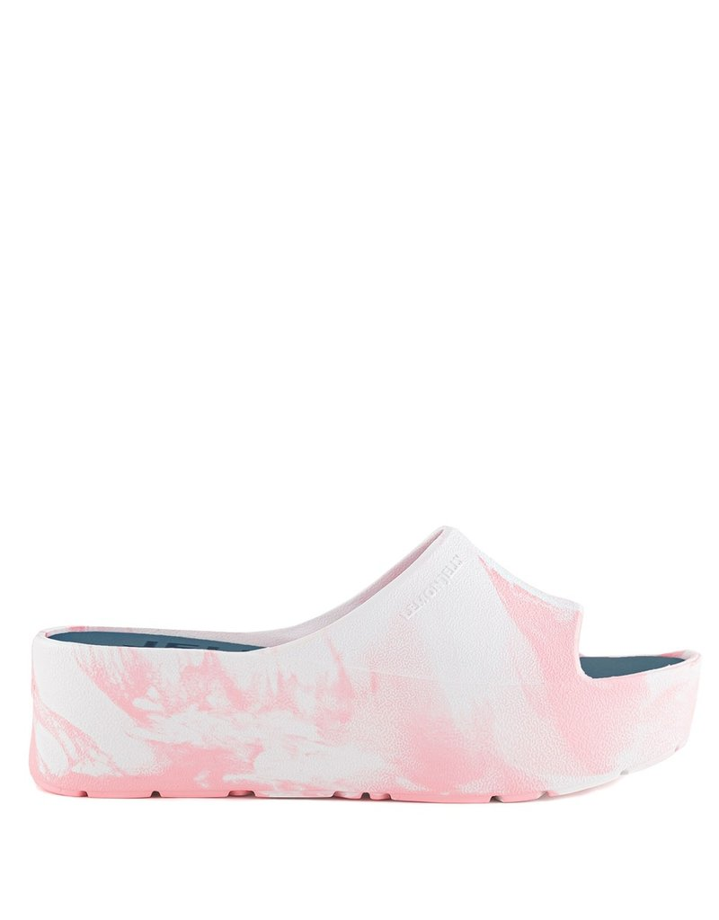 Lemon Jelly Slipper Sunny Wit/Roze