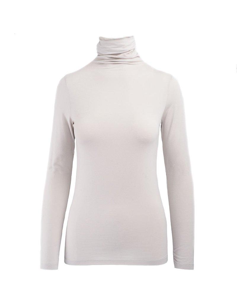 Blaumax Shirt turtleneck Antonia Beige