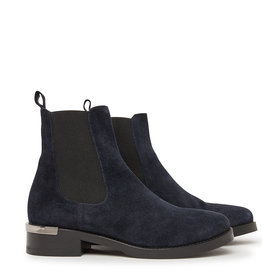 Via Vai CHELSEA BOOTS DONKERBLAUW