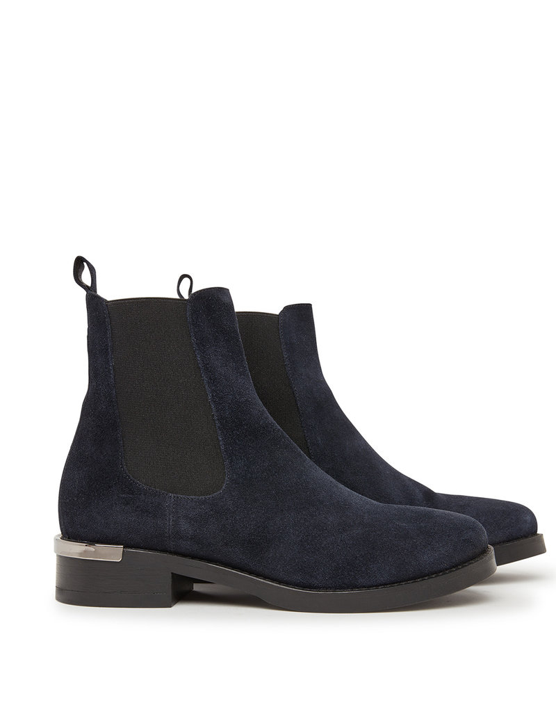 ViaVai CHELSEA BOOTS DONKERBLAUW