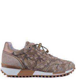 ViaVai Sneaker Giulia Beige Camouflage