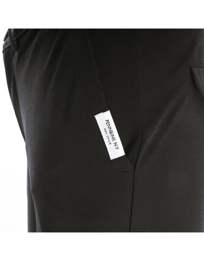 Penn&Ink Trouser zwart