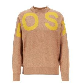 Hugo Boss Knitwear Walci beige