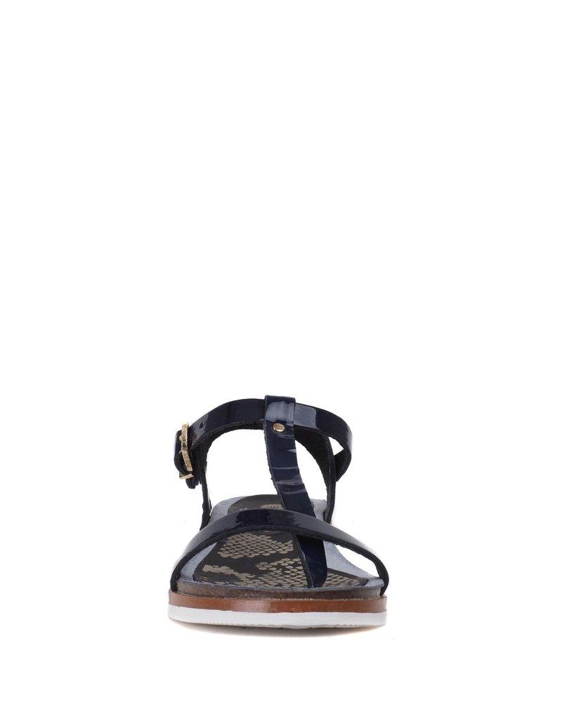 Fred de la Bretoniere Sandal donkerblauw
