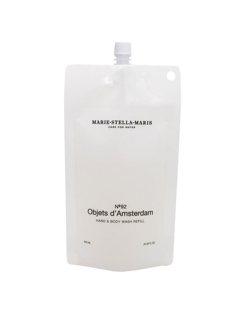Marie Stella Maris Refill hand & body wash objects d'Amsterdam