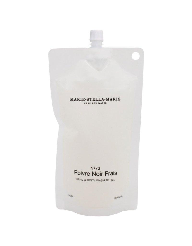 Marie Stella Maris Refill hand & body wash poivre noir