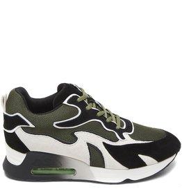 Ash Sneaker Lotus Zwart/Groen